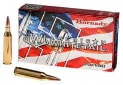 Hornady American Whitetail 243 Win 100 gr InterLock®