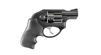 Ruger Double Action Revolver, LCR, Matte Black, Synergistic Hard Coat, 1