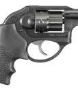Ruger LCR-22 Magnum .22cal. WMR, Matte Black, Hogue Tamer Monogrip