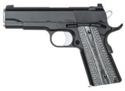 DW Valor Commander 9mm, Black, Tactical 2 dot tritium sights, 9rd mags