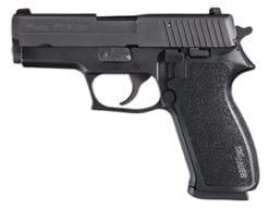 SIG SAUER P220 .45 ACP, SAS, BLK, Siglite Night Sights, E2 Grip, (2) 8rd  mags -220R3-45-SAS2B