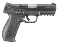 Ruger 8605 American Pistol 9mm, Luger, Black Nitride, Ergo Grip