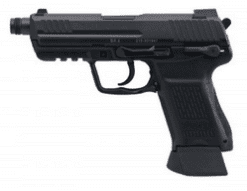 HK 45CT Compact Tactical .45 ACP, (V1). DA/SA, Safety decocking lever on left, Two 10 rd mags