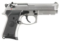Beretta 92FS Compact Inox w/Rail 9mm, (1) 13rd mag