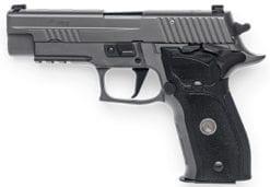 SIG SAUER P226 Legion 9mm, SAO, Gray, X-ray, G10 grip, (3) 15rd mags -E26R-9-Legion-SAO