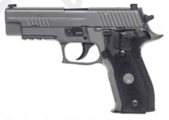 SIG SAUER P226 Legion, 40SW, Gray, X-Ray, G10 grip, (3) 12rd steel mags -E26R-40-Legion