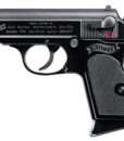 Walther PPK/S .380 ACP, Black (2) 7rd mags