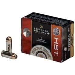 Federal Personal Defense 45 ACP AUTO 230gr HST JHP (20)