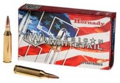 Hornady American Whitetail 243 Win 100 gr InterLock®