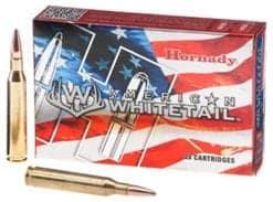 Hornady American Whitetail 25-06 Rem 117 gr InterLock®
