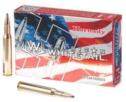 Hornady American Whitetail 270 Win 130 gr InterLock®