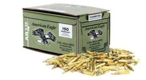 Federal Ammunition XM855 5.56MM 62GR - 150rd. box