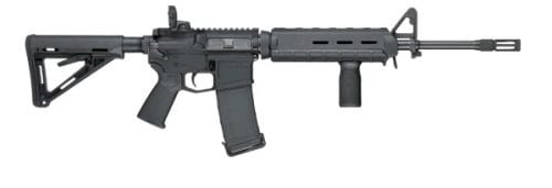 smith & wesson m&p15 Magpul moe midlength