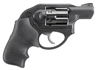 Ruger .327 Federal Magnum, Matte Black, Hogue Tamer Monogrip