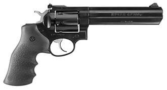Ruger GP-161 .357 Magnum, Blued, Hogue Monogrip