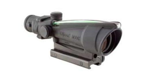 TA11J-308G: Trijicon ACOG 3.5x35 Scope, Dual Illuminated Green Crosshair