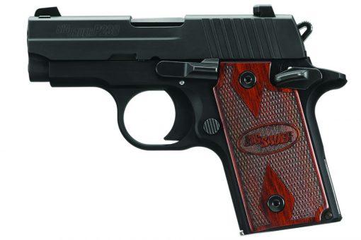 sig sauer p238 rosewood night sights 380acp pistol at nagels