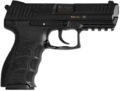 h&K p30 9mm pistol at nagels