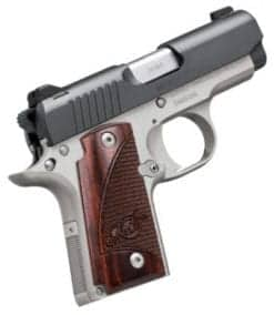 Kimber Micro 9 Two-Tone 9mm