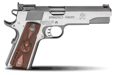 Springfield Armory 1911 A1 Range Officer 9mm Stainless