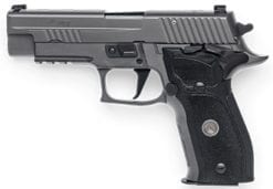 SIG SAUER P226 Legion 9mm, SAO, Gray, X-ray, G10 grip, (3) 15rd mags -E26R-9-Legion-SAO