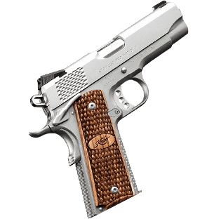 kimber 1911 stainless pro raptor ii 9mm 40quot 320065