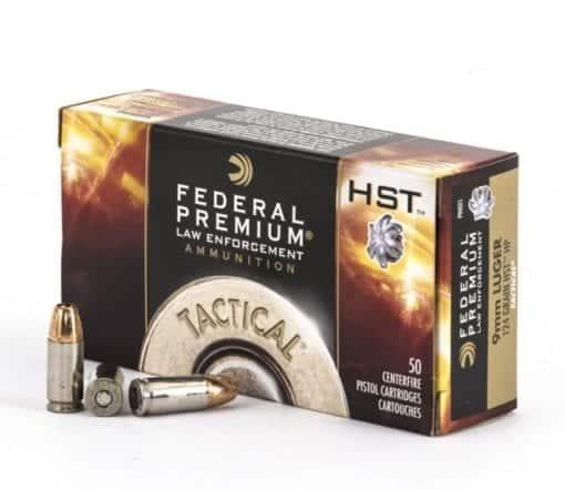 federal 9mm hst 124gr