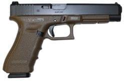 Glock 34 Gen4 FDE