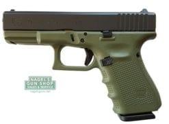 glock 23 gen4 in battlefield green at nagels