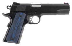 Colt 1911 series 70 Competition 45acp blue