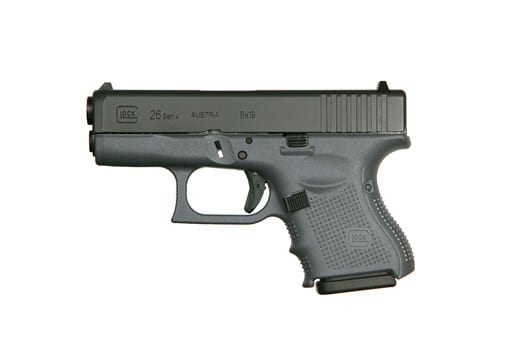 Glock 19 Accessories Glock 26 Gen4, 9mm, Li...
