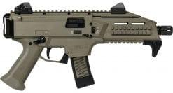 cz scorpion evo3 s1 fde 9mm pistol at nagels
