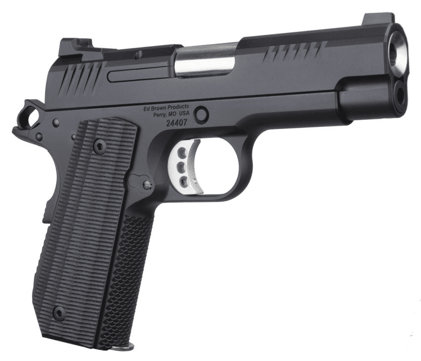 ed brown evo kc9 lightweight 9mm pistol at nagels