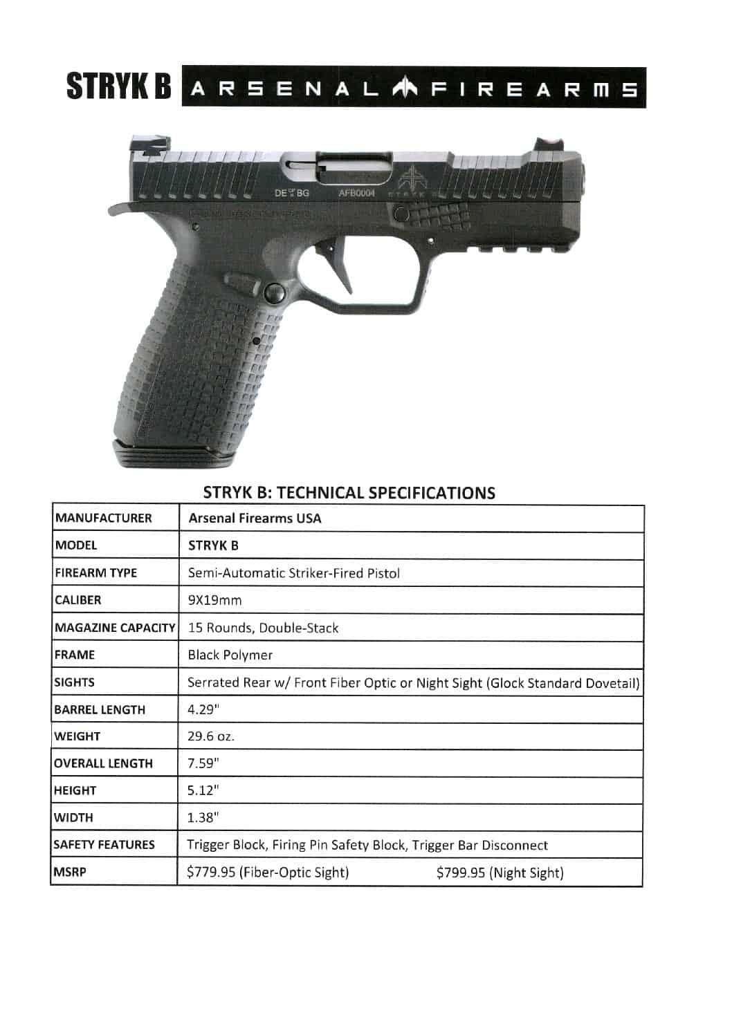 Arsenal stryk B Stryk-B-pdf