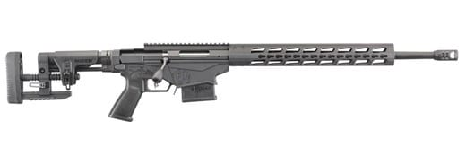 Ruger Precision Rifle 556mm Folding Adj Length Of Pull Comb