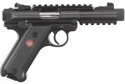 ruger mark iv tactical 22lr pistol at nagels