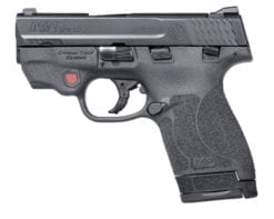 smith wesson m&P9 Shield m2.0 w/crimson trace laser at nagels
