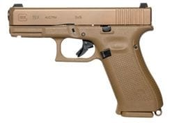 glock 19x 9mm pistol at nagels