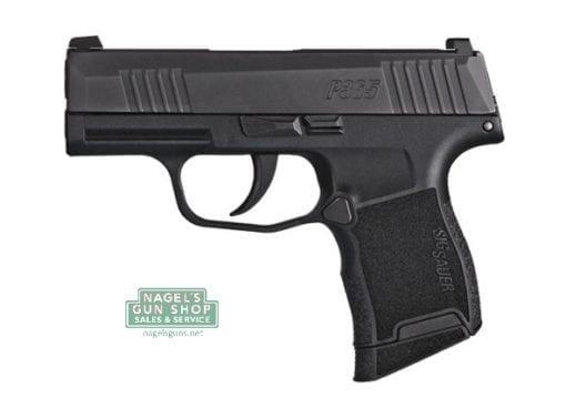 sig sauer P365 9mm pistol at nagels