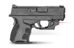 springfield armory xds mod 2 with red laser at nagels