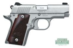 kimber micro9 stainless 9mm pistol