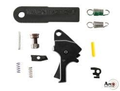 Apex Smith & Wesson M&P M2.0 Flat Faced Forward Set Trigger Kit, Black at nagels