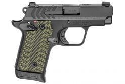 springfield armory 911 black pistol at nagels