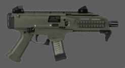 cz scorpion evo3 s1 od green pistol at nagels