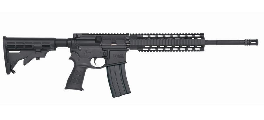 Mossberg MMR Tactical Rifle 556mm Quad Rail 1625 65010