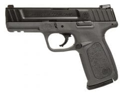 smith wesson sd40ve gray