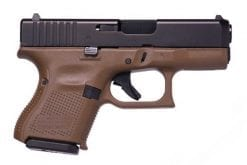 glock 26 gen5 fde at nagels