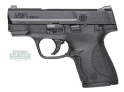 smith wesson shield 9mm pistol with thumb safety at nagels