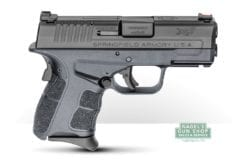springfield armory xds mod.2 grey pistol at nagels
