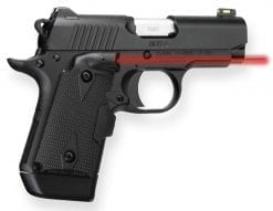 kimber micro9 special with crimson trace lasergrips at nagels